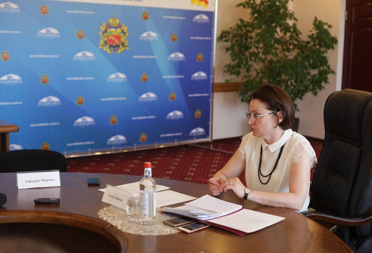 Бывший министр образования Северной Осетии  выдвинута кандидатом в депутаты городской думы Владикавказа