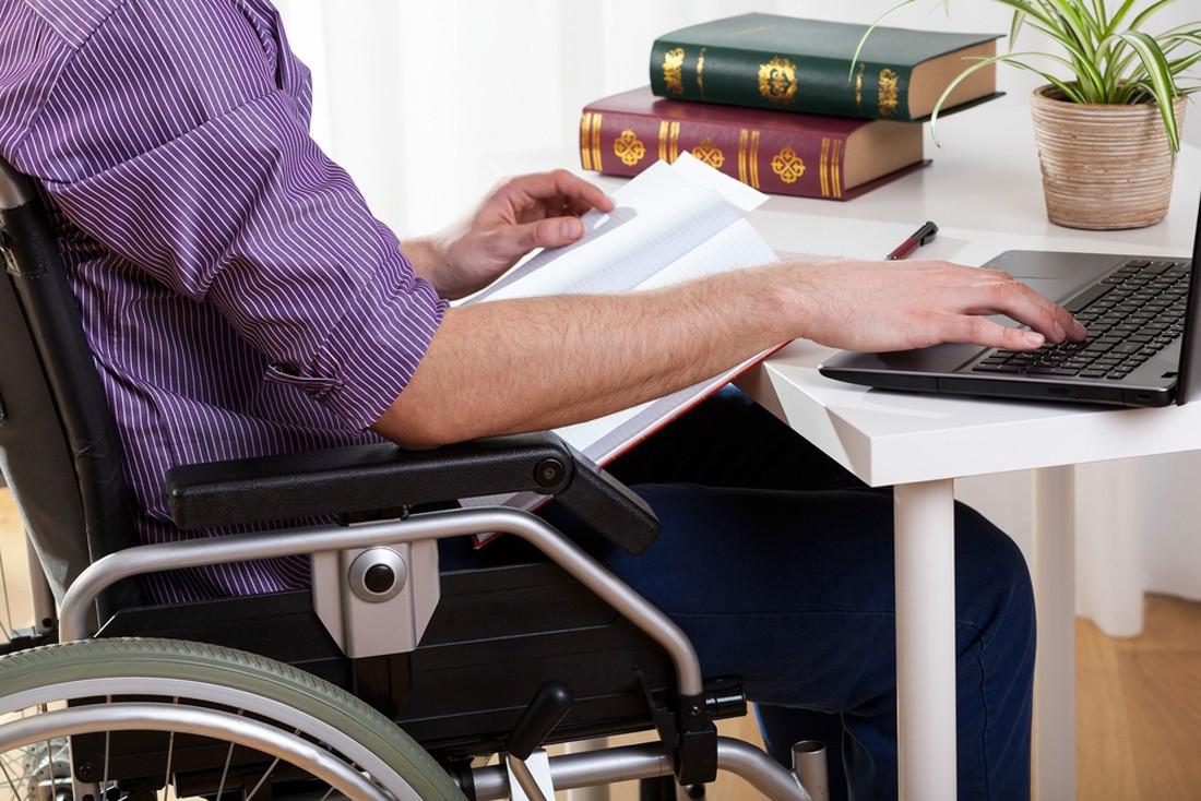 Инвалидам — сокращенное время работы