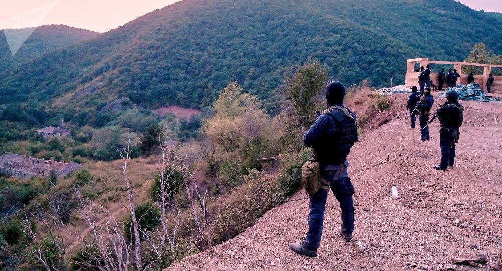 фото село хахет сразу стал эпицентром